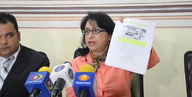 La regidora del Partido Nueva Alianza, dijo estar consciente de que cada año se debe actualizar el reglamento de los estacionamientos públicos, pero al actualizarlo, también se debe incrementar la tarifa