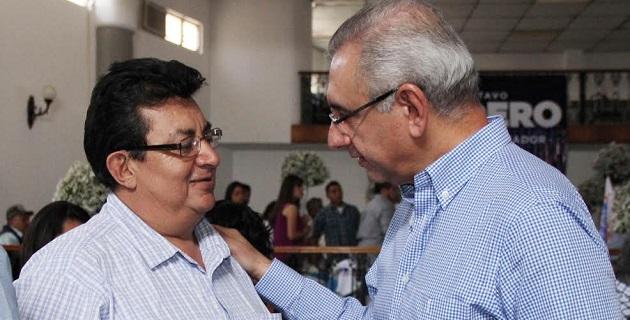 Vega Casillas llamó al gobernador de Michoacán, Salvador Jara, a voltear la mirada hacia los empresarios michoacanos