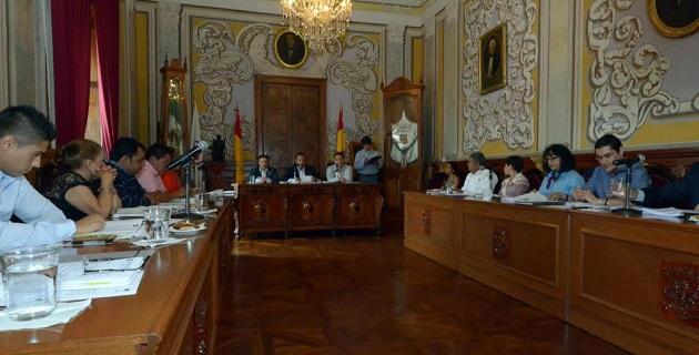 El Cabildo capitalino aprobó además el punto de acuerdo donde se designó a Alejandro Pérez Negrón Ruiz como encargado de la liquidación del Instituto Municipal de Desarrollo Urbano de Morelia