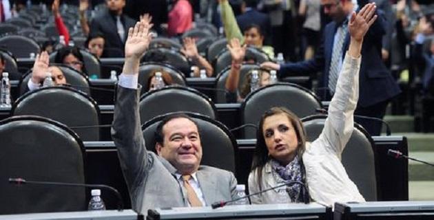 La reserva la presentó la diputada del PAN Elizabeth Yáñez Robles, suscrita también por el presidente de la Comisión de Energía, el priista Marco Antonio Bernal Gutiérrez