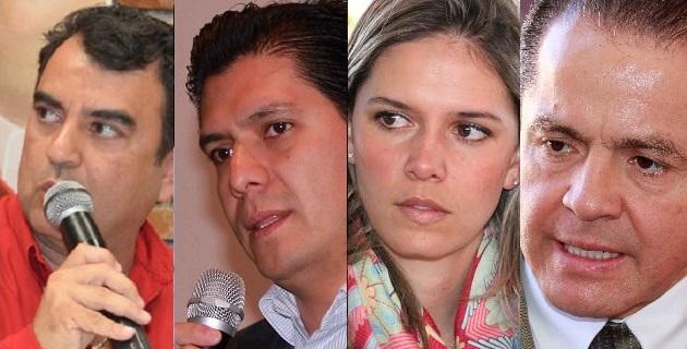 A aquél que está moviendo las piezas en el PRI parecen no interesarle los acuerdos internos entre el grupo afín con el ex gobernador Fausto Vallejo