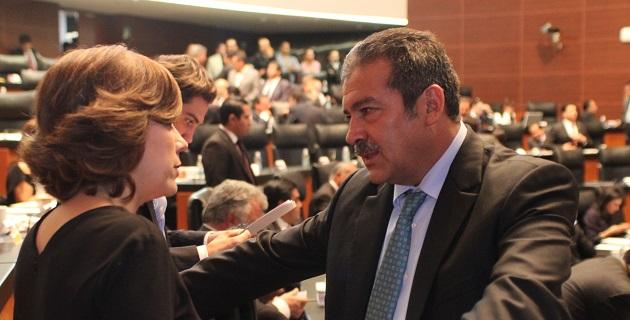 El debate de las leyes secundarias no está agotado, asegura Morón Orozco