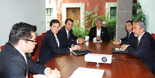 Salvador Jara se pronunció por el buen desarrollo de proyectos estratégicos en Michoacán