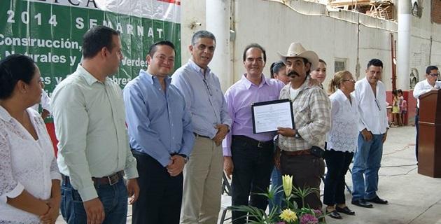 En el evento estuvieron presentes Mauro Ramón Ballesteros Figueroa, Secretario de Urbanismo y Medio Ambiente del Estado, y Víctor Manuel Ávila Ceniceros, Delegado de SEMARNAT en Michoacán