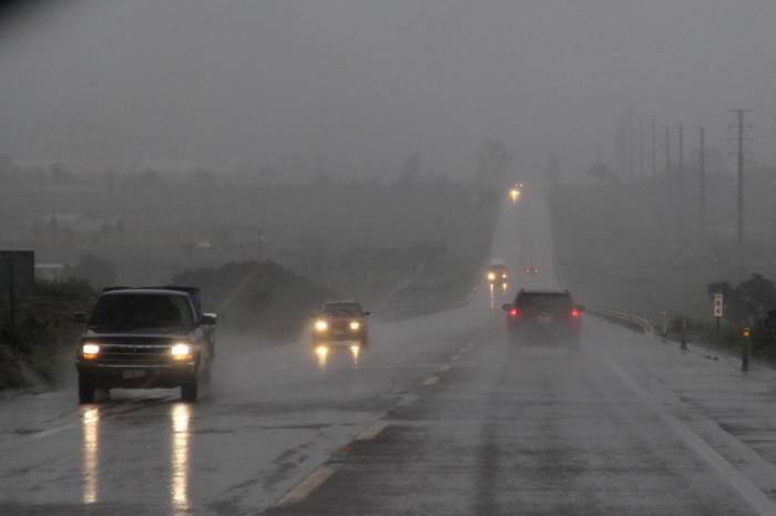 En sitios localizados de Chiapas y Veracruz se prevén precipitaciones pluviales muy fuertes, ocasionadas por la Onda Tropical Número 18