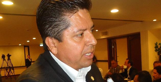 García Conejo adelantó que estará vigilante para evitar que los recursos federales se apliquen con tintes electorales, lo que metería al estado en otra dinámica