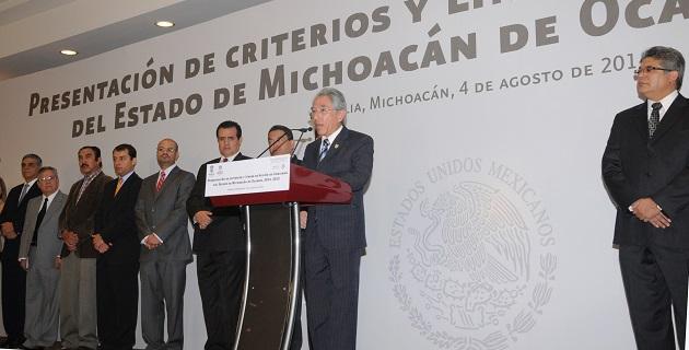 Michoacán puede convertirse en un estado próspero, seguro y justo, si todos contribuimos a que así sea: Jara Guerrero