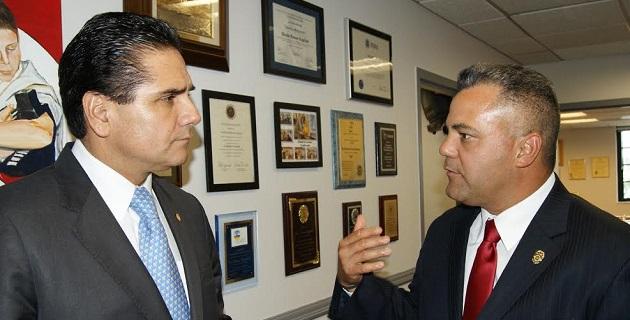 El diputado federal indicó que se debe aprovechar la experiencia de una de las policías que más resultados a ofrecido a Norte América para beneficio de Michoacán