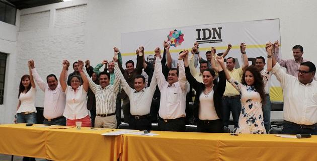 El legislador Francisco Bolaños puntea la lista de 120 candidatas y candidatos al Congreso Nacional