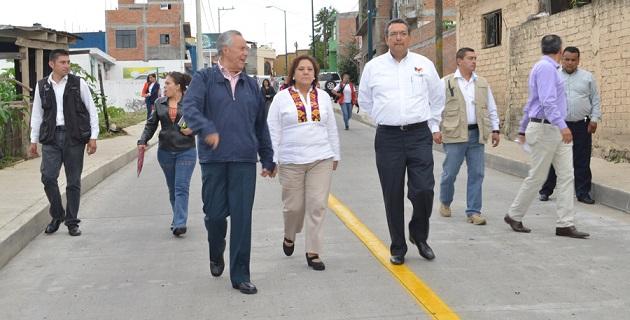 Las obras fueron inauguradas por el alcalde de Morelia, Wilfrido Lázaro, así como por el subsecretario de Ordenamiento Territorial de la Sedatu, Gustavo Cárdenas