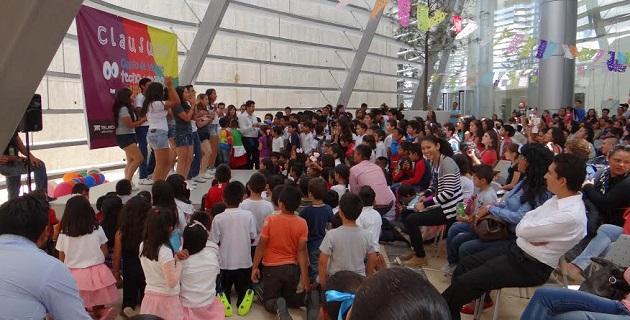 Erik Avilés Martínez, director general del Polifórum Digital Morelia señaló que con este curso, se cumplió con la instrucción del presidente Wilfrido Lázaro Medina de acercar a los niños a la ciencia tecnología e innovación