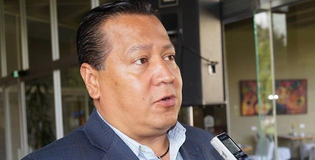 García Avilés llamó a asumir la responsabilidad que tiene el PRD como primer partido que históricamente abre sus puertas al INE, pero advirtió que no se puede dar el privilegio de manchar su proceso interno