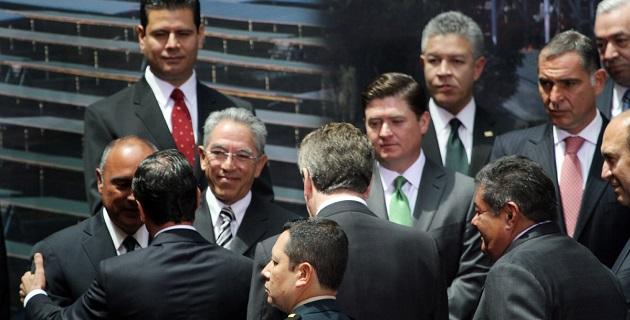 El gobernador de Michoacán acudió como testigo a la promulgación de las leyes secundarias de la Reforma Energética