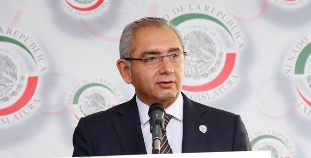 Vega Casillas indicó que el SAT no puede actuar en Michoacán como lo hace a nivel nacional, ya que es del conocimiento público la situación que está padeciendo el estado y la caída en la economía