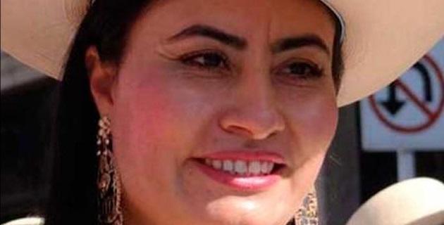 De acuerdo con la PGJE, alcaldesa priísta es acusada del homicidio d su compadre Antonio Granados Gómez, ocurrido en abril de 2013, así como de extorsionar a comerciantes locales y empleados del ayuntamiento