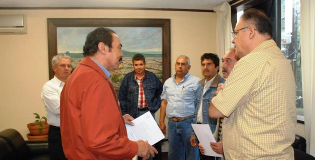 Refuerzan trabajo en la Secretaría de Desarrollo Rural, cinco nuevos funcionarios