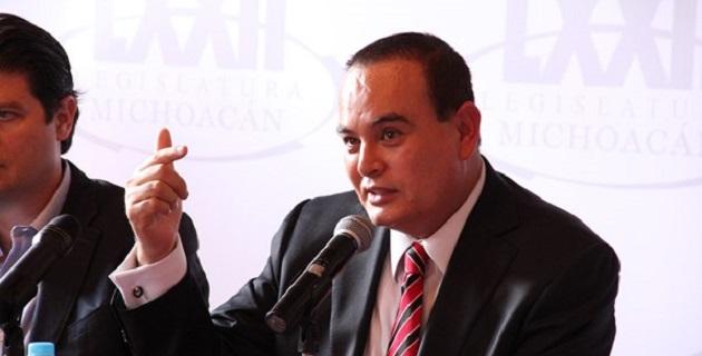 La SSP de Michoacán ya decidió separar a Luis Antonio Torres de su cargo al interior de la Fuerza Rural