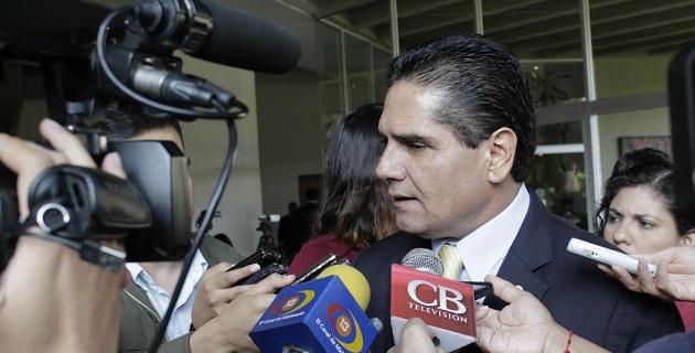 Aureoles Conejo se pronunció por revisar la estrategia implementada en materia de seguridad en toda la entidad y atender de manera urgente la crisis económica que se vive en el estado