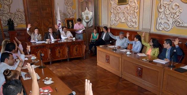 El proyecto fue presentado por alcalde Wilfrido Lázaro por conducto de la Tesorería a las comisiones de Hacienda, Financiamiento y Patrimonio y la de Planeación, Programación y Desarrollo del Ayuntamiento de Morelia