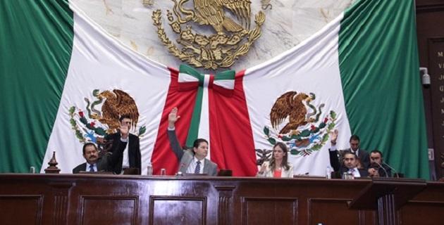 El dictamen fue elaborado por las comisiones de Justicia y de Seguridad Pública y Protección Civil de la LXXII Legislatura