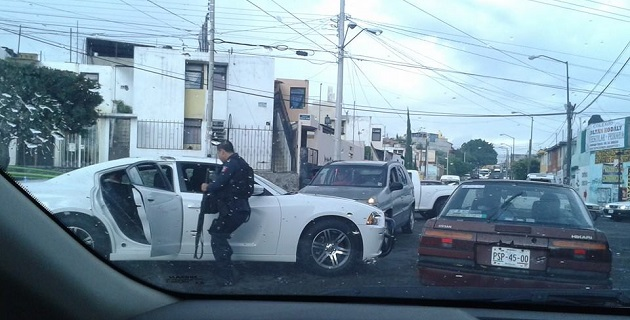 Vaya un nuevo llamado de atención a las fuerzas del orden que operan en Morelia y en el resto del estado de Michoacán, para que se eviten nuevos actos de prepotencia, intimidación, agresión y de abuso de poder