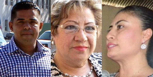 Los ediles se encuentran en el Centro de Readaptación Social de Mil Cumbres, en Morelia, Michoacán, y paralelamente el Congreso de Michoacán analiza perfiles para designar a nuevos presidentes municipales