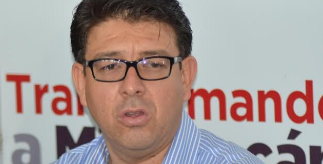 Para González Farías, Godoy Rangel debe aclarar por qué no actuó conforme a derecho con la información que dice haber tenido en su momento