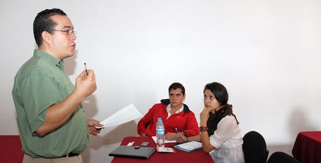 Vital Punzo señaló que durante las sesiones informativas se ha contado con un importante número de participantes, por lo que se tiene prevista una mayor concurrencia por parte de los jóvenes durante esta emisión