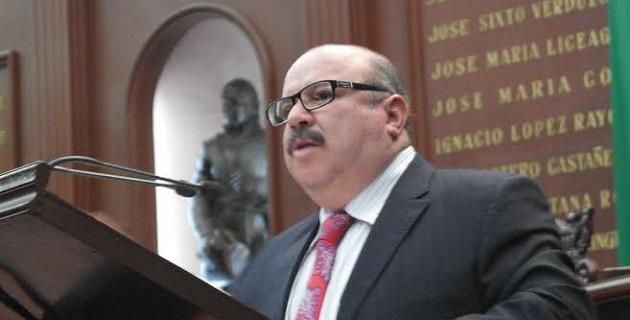 Blanco Nateras pidió también evitar que se siga utilizando la tribuna del Congreso del Estado para seguir buscando a los posibles culpables