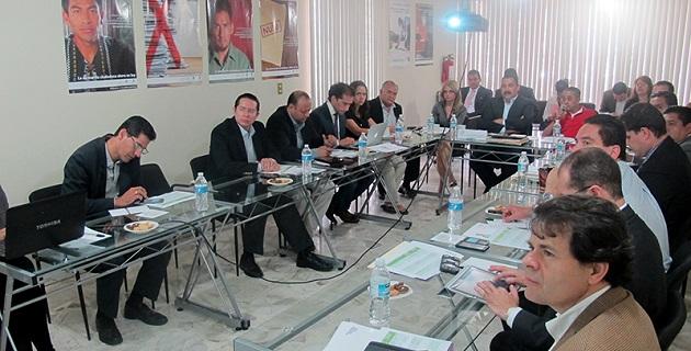 La Secretaria Ejecutiva del Consejo, María de los Ángeles Llanderal, comentó que además de la Ley de Bienes, también se ha dado continuidad a los trabajos del anteproyecto de la Ley de Seguridad Pública