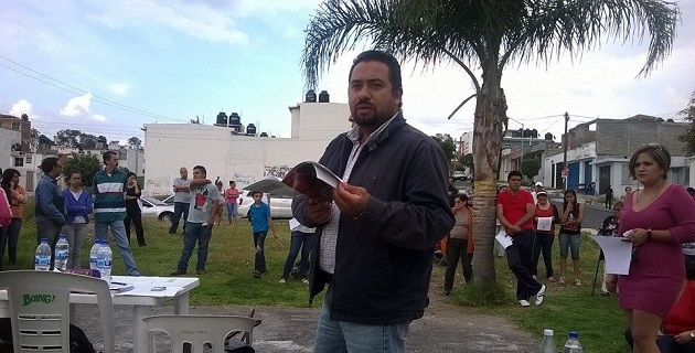 Montañez Espinosa reveló que se han detectado múltiples irregularidades del fraccionador, así como apatía e incapacidad de la Profeco y el Ayuntamiento de Morelia para hacerlo cumplir con la ley
