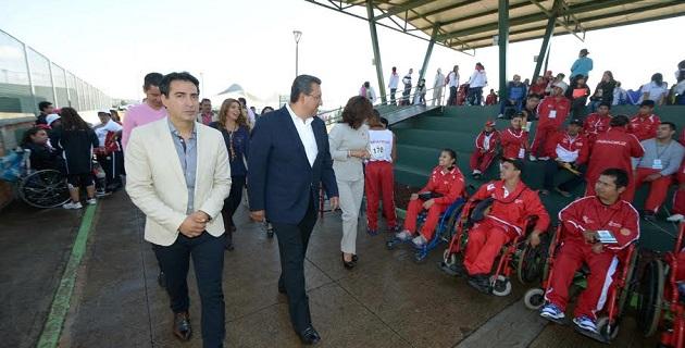 Morelia volvió a posicionarse como la Capital Nacional del Deporte, luego de recibir a 770 atletas de 19 estados de la República Mexicana