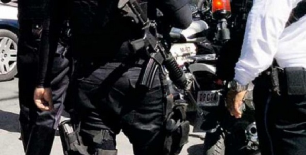 Los detenidos fueron trasladados a Morelia y puestos a disposición del representante social quien habrá de resolver su situación jurídica