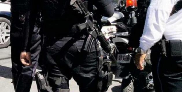 Los elementos consignados son considerados probables responsables en los delitos de extorsión, secuestro, robo y abuso de autoridad