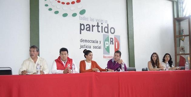 Los resultados serán enviados al Comité Ejecutivo Nacional del PRI, en dónde serán analizados y evaluadas junto con las otras sedes del estado Zitácuaro, Uruapan y Morelia