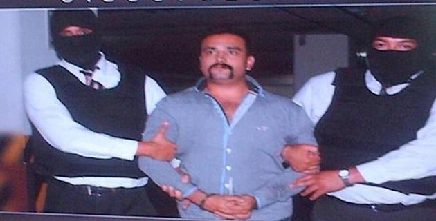 Por el criminal, las autoridades del Estado de México ofrecían una recompensa de hasta 500 mil pesos
