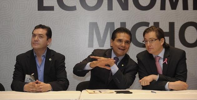 La propuesta que surja de los foros se llevará a San Lázaro, donde se buscará destinar recursos para la reactivación económica de Michoacán: Aureoles conejo