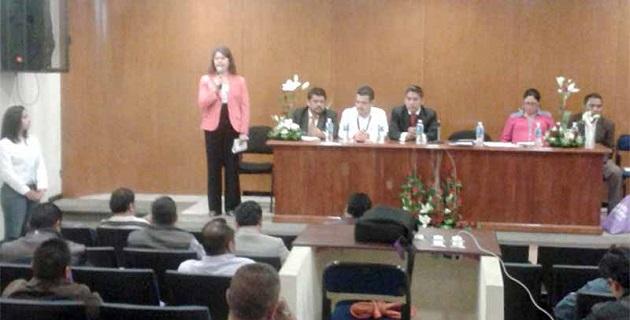 Al evento asistió la Coordinadora de la Secretaría Ejecutiva del órgano implementador en la entidad, Ana María Vargas Vélez