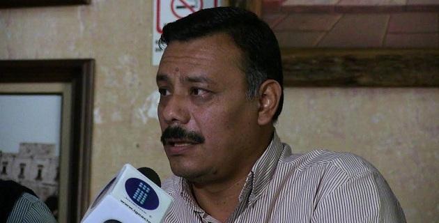 El presidente del CEM del PRD llamó a alcalde a manejar con responsabilidad el presente y destino de Morelia