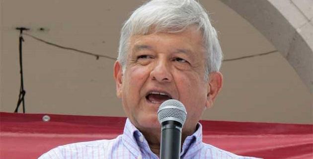 López Obrador rechazó conocer al ex presidente municipal de Iguala, José Luis Abarca Velázquez, hoy prófugo