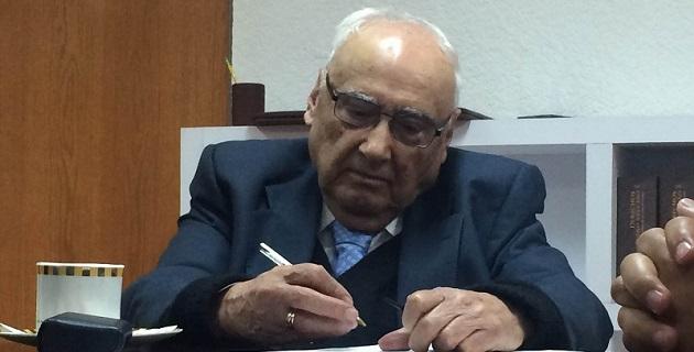 Actualmente, el Doctor Fix-Zamudio funge como investigador emérito de tiempo completo del Instituto de Investigaciones Jurídicas de la UNAM
