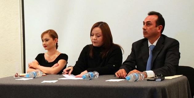 Durante su participación, Soto Sánchez compartió la experiencia que ha tenido desde una perspectiva política con los representantes de los medios de comunicación