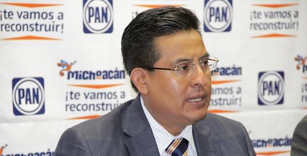 """Chávez Zavala aceptó que son """"imperfectos"""" los mecanismos de afiliación de militantes en Acción Nacional, pero consideró sospechoso que justamente cuando inicia el proceso de revisión y aclaración se haga denuncia contra la dirigencia"""