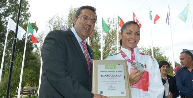 En esta competencia tuvieron presencia 500 competidores de 51 países del mundo y Silvia Trejo colocó a Morelia en el medallero, dando con ello proyección internacional a la capital michoacana y a México en general