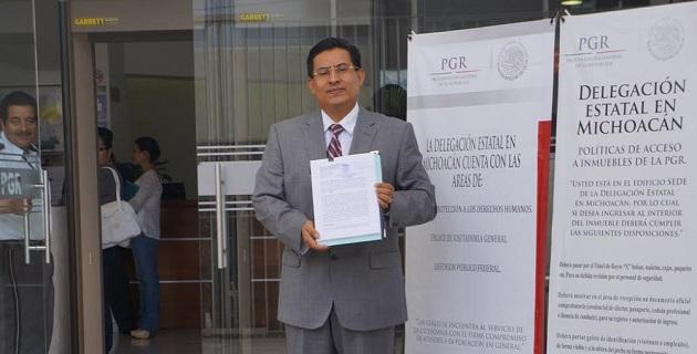 El gobernador violó diversos artículos de la Constitución Mexicana y la del Estado en cuanto a su responsabilidad en materia de seguridad pública, señaló el jefe estatal panista, Miguel Ángel Chávez