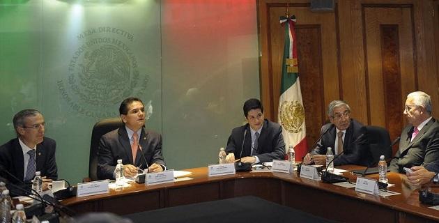 Aureoles Conejo y el Consejo Michoacano de Hombres de Negocios conformaron un grupo de alto nivel para rescatar a la entidad