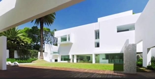El vocero de la Presidencia de la República, Eduardo Sánchez, publicó este domingo una nota informativa que indica que la residencia está en proceso de compra por parte de la esposa del presidente