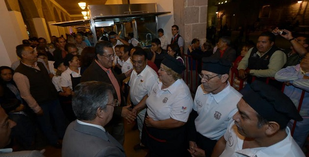 Con recursos federales superiores a los 11.9 mdp, obtenidos a través del Conaculta, este espacio tradicional por la venta de alimentos regionales, brindará un mejor servicio