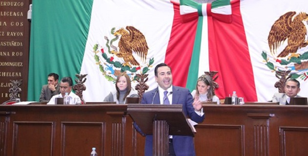 El pago responsable de obra pública es una oportunidad de desarrollo, expresó el diputado por el Distrito XX Uruapan Sur
