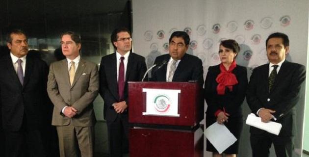 Para Morón Orozco, el gobierno federal tiene una enorme responsabilidad en los hechos de Iguala y en la crisis social que enfrenta el país